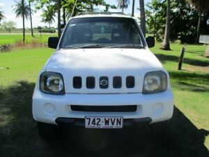 2003 Suzuki Jimny White Manual