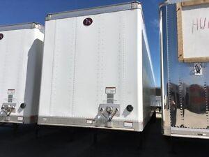2018 Great Dane Tandem Dry Van, New Dry Van