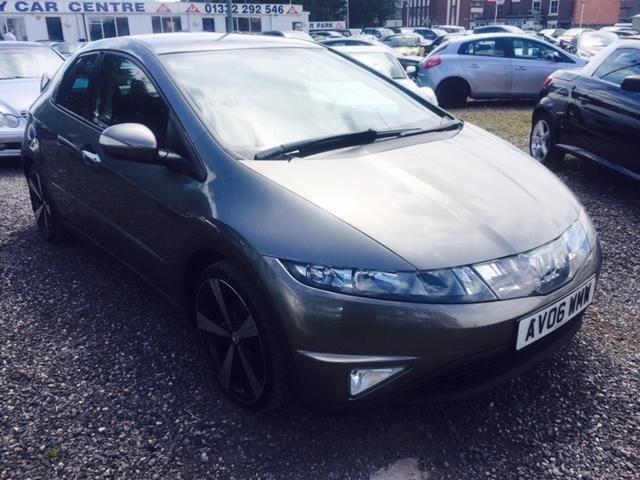 2006 honda civic 1 8 i vtec se in derby derbyshire gumtree. Black Bedroom Furniture Sets. Home Design Ideas