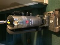 Hoover Upright Mach Cyclonic Vacuum Cleaner
