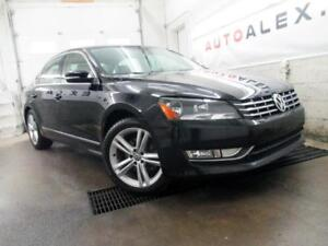 2014 Volkswagen Passat 3.6L V6 Highline NAVIGATION CAMERA CUIR