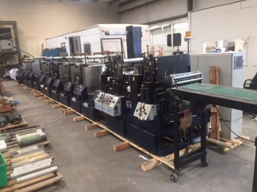 PROPHETEER FLEXO PRESS
