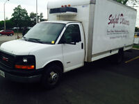 2007 GMC Other 16' reefer 3500 Other