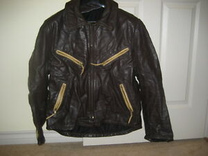 CUSTOM BIKE LEATHER JACKET'S BY TREEN'S