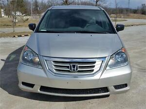 2008 HONDA ODYSSEY DX,PW,PL,AC,CERTIFIED AND E-TEST