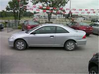2005 Honda Civic Cpe SE