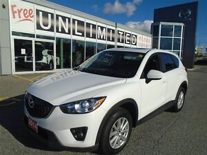 2014 Mazda CX-5 **AWD & SUNROOF**BLIND SPOT MONITERING** GS