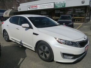 2012 Kia Optima Hybrid Premium 6AT