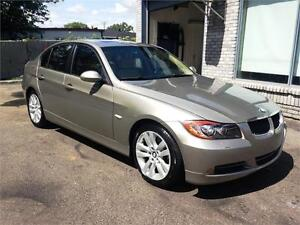 2008 BMW 328XI SPORT PKG + AUTOMATIQUE+AWD