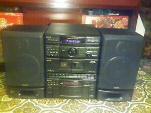 1994 Sanyo Mini Stereo System