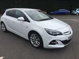 2015 Vauxhall Astra TECH LINE gt petrol manual.