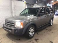 2007 07 LAND ROVER DISCOVERY 2.7 3 TDV6 SE 5d AUTO 188 BHP