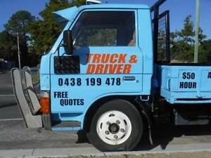 TRUCK AND DRIVER HIRE Ormeau Gold Coast North Preview