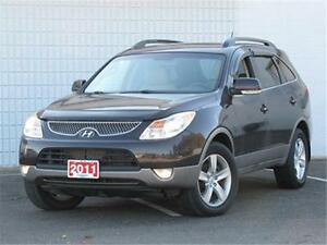 2011 Hyundai Veracruz Power Sunroof|Power Liftgate|Leather|Heate