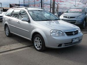 2008 Holden Viva JF MY08 Upgrade Silver 4 Speed Automatic Wagon Brooklyn Brimbank Area Preview