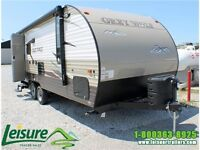 2016 Forest River Cherokee Grey Wolf 19RR Toy Hauler