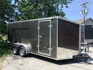 HUGE SAVINGS ON ALL ENCLOSED AND OPEN TRAILERS AT FIRST PLACE Belleville Belleville Area image 6
