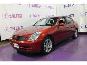 2004 Infiniti G35 Sedan Luxury