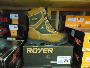 Royer Safety Work Boots For Sale