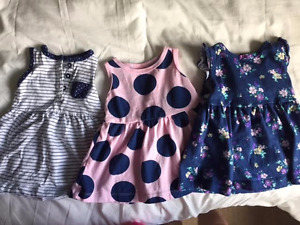 Baby Girl Dresses - 3 for $5