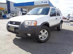 2003 Ford Escape XLT, LOADED, ONLY 133K!! 416-742-5464
