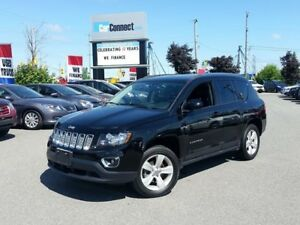 2016 Jeep Compass 4X4 HIGH ALTITUDE ONLY $19 DOWN $67/WKLY!!