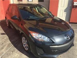 2013 Mazda Mazda3 GX/HATCHBACK/Air Climatisé/Groupe Électriques
