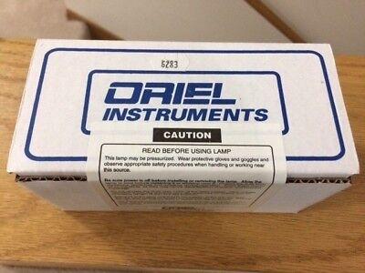 New Oriel 6283 Mercury Lamp Sealed In Original Packaging