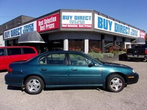 2002 Chevrolet Malibu LS 4dr Sedan