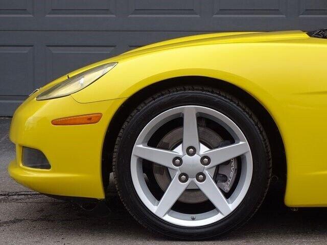 Image 8 Voiture American used Chevrolet Corvette 2007