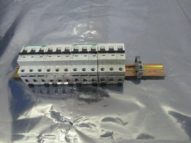 4 Moeller Circuit Breaker Assy, 2 FAZ-3-C40, FAZ-3-C50, FAZ-3-C32, 452393