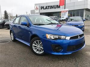 2017 Mitsubishi Lancer ES All Wheel Drive