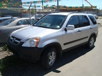 2004 Honda CR-V......NO GST!!!!