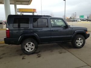 2007 Jeep Commander Mechanics Special Big Tires 4.7 litre