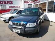 2001 Subaru Forester MY02 Blue 5 Speed Manual Wagon Woodville Park Charles Sturt Area Preview
