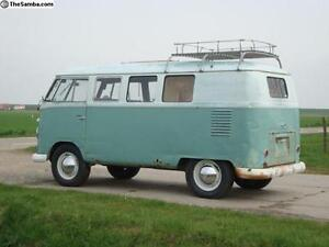 Wanted. Roof Rack for 61 VW Bus