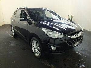 2013 Hyundai ix35 LM MY13 Highlander (AWD) Black 6 Speed Automatic Wagon Clemton Park Canterbury Area Preview