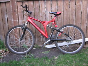 BMM Men's Bicycle , Downhill with Suspension , 18 Speed .