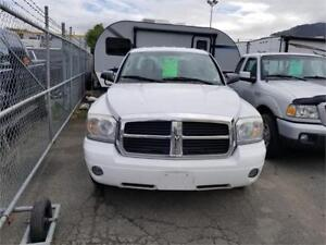 2007 Dodge Dakota SLT CREWCAB 4X4