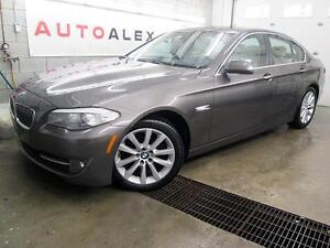2013 BMW 528i xDrive CAMERA 360 CUIR TOIT OUVRANT