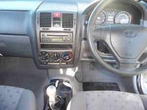 2003 Hyundai Getz... VERY LONG REGO & VERY LOW KILOMETERS Southport Gold Coast City Preview