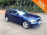 2010.60.BMW 116D SPORT.FIVE DOOR.2.0 TURBO DIESEL