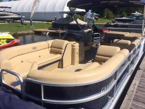 SouthBay Pontoon's 2011 & 2013 Available
