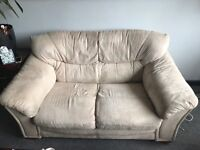 2 x 2 Seater Sofas (Free must go ASAP)