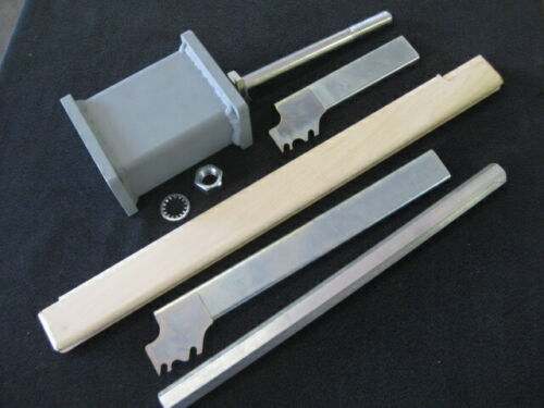 RISER KIT FOR A VINTAGE DELTA WOOD BAND SAW - ALL NEW PARTS - COMPLETE KIT