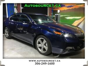 2013 Acura TL 6-Speed AT SH-AWD with Tech Package | NAVIGATION
