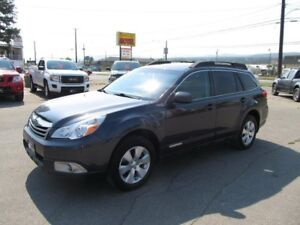 2012 Subaru Outback 3.6R Limited Package 4dr All-wheel Drive