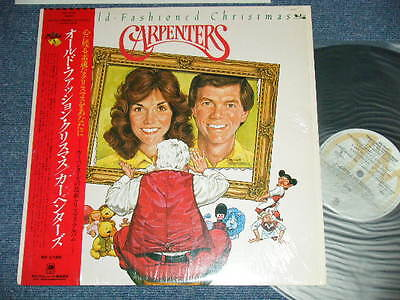 CARPENTERS Japan 1984 NM LP+Obi+Shrink wrap AN OLD FASHIONED LOVE SONG