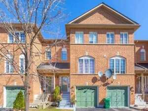 Gorgeous 3 Bed + 3 Bath TH With Finished Walk Out Basement.