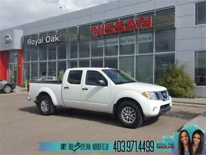 2017 Nissan Frontier SV Premium 4x4 *Back-Up Camera*